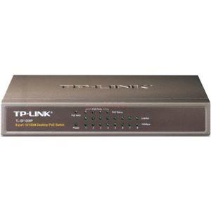 Switch TP-LINK PoE TL-SF1008P, 8 porturi imagine