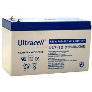 Acumulator Ultracell 12V 7Ah imagine
