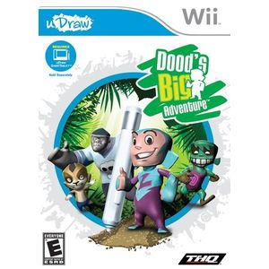 Dood's Big Adventure (WII) imagine
