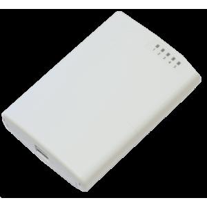 Router Mikrotik RB750P-PBr2 5xLAN RouterOS imagine