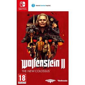 Wolfenstein 2 The New Colossus - Nintendo Switch imagine