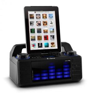 IDance Energie XD2 Party sistem de boxe fader mixer Bluetooth AUX USB MP3 imagine