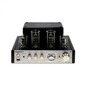 Madison MAD-TA10BT, 2 x 25 W RMS, amplificator ventil, bluetooth, USB, LINE imagine