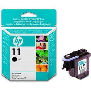 Cap printare HP 11 (Negru) imagine