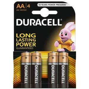 Baterie Duracell AA LR06, 4buc imagine