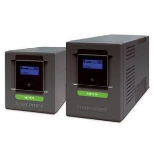UPS Socomec Netys 1500VA/1050W, 4 x IEC 320 imagine