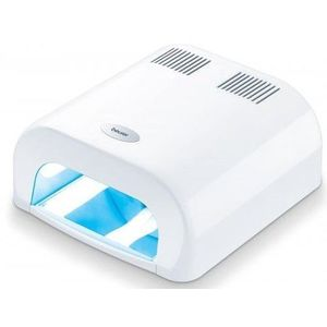 Lampa UV pentru unghii Beurer MP38 (Alb) imagine