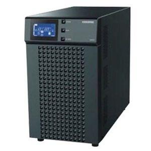 UPS Socomec ITYS E 2000, 2000VA/1600W, 4 x IEC 320 C13 imagine