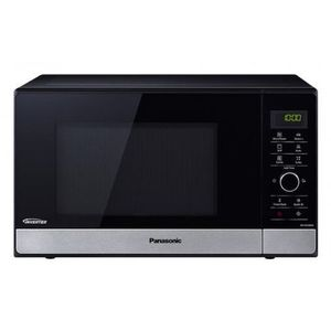 Cuptor cu microunde Panasonic NN-GD38HSSUG, 23 l, 1000 W, Digital, Grill (Negru) imagine