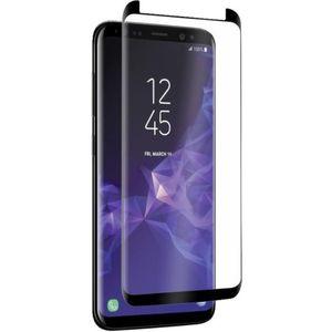 Folie Protectie Sticla Securizata Zmeurino Full Body 3D Curved pentru Samsung Galaxy S9 Plus (Negru/Transparent) imagine