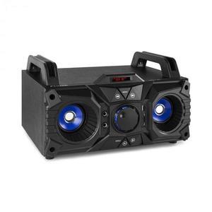 Fenton MDJ95, stație de petrecere, bluetooth, USB/SD/AUX, acumulator, negru imagine
