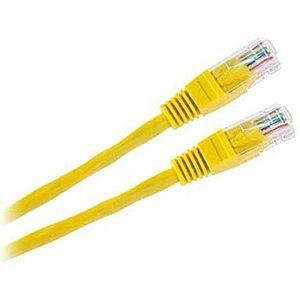 Cablu UTP OEM KPO2779E-0.5 Patchcord, 0.5m (Galben) imagine