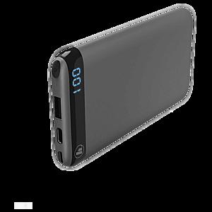 Hama baterie externa LED10S 10000 mAh Grey imagine