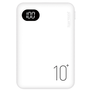 Super Touch baterie externa 10.000mAh White imagine