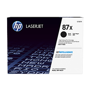 Cartus Toner LaserJet HP CF287X Black imagine