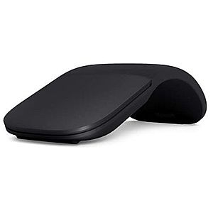 Mouse Microsoft Arc (Negru) imagine