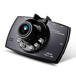 Camera Auto DVR Black Box Techstar® G30 FullHD 12MPx imagine