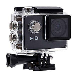 Camera Sport SJ5000 TrueHD 720P Black EXSports imagine
