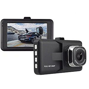 "Camera Video Auto Techstar® T616 display 3"""" FullHD 1080P imagine"