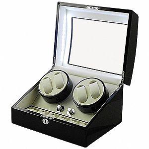 Dispozitiv Intors Ceasuri Automatice Watch Winder - 4 + 6 Spatii imagine