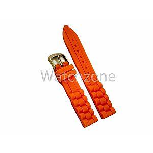 Curea Silicon Orange 18mm imagine