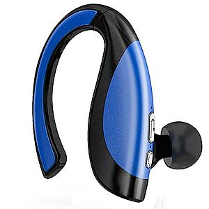 Casca Bluetooth iUni CB06, Blue imagine