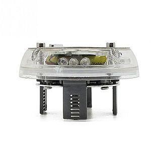 Capac Jante Auto LED Multicolor cu Incarcare Energie Solara Tuning imagine