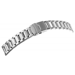 Bratara Ceas Otel Inoxidabil Argintie 22mm 24mm 26mm 8100064-220 imagine