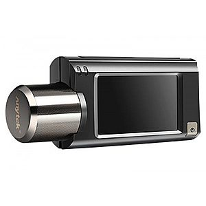 Camera auto DVR iUni Dash G100, Touchscreen, Display 2.45 inch IPS, Full HD, 160 grade, by Anytek imagine