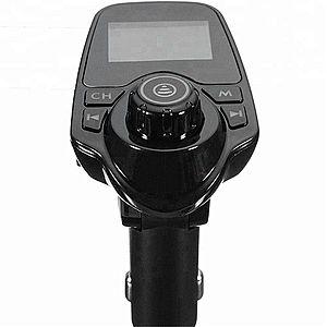 Modulator FM Auto Hands Free T11S cu Bluetooth, Citire USB si MicroSD Mp3 Player imagine