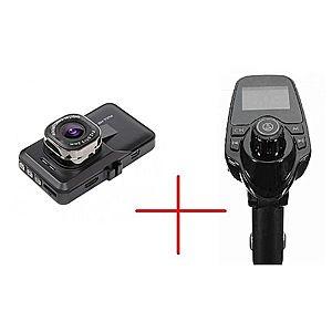Set Promo Modulator Auto S11 + Camera Auto T616 Full HD imagine