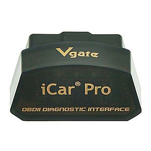 Interfata Diagnoza Auto Icar Pro Vgate Bluetooth 4.0 Android si IoS MultiMarca OBD 2 imagine