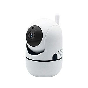 Camera de Supraveghere Interior IP Pan/Tilt Smart Wireless Wi-Fi Techstar® RL27 HD 720P Android si IoS imagine