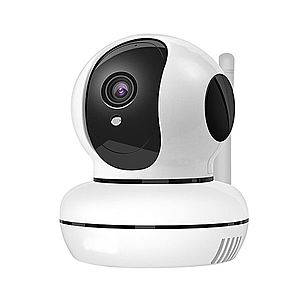 Camera de Supraveghere Interior IP Pan/Tilt Smart Wireless Wi-Fi Techstar® RL18 FULLHD 1080P Android si IoS imagine
