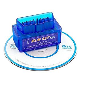 Diagnoza multimarca, Bluetooth ELM 327 OBDII V1.5 imagine