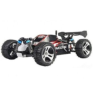 Masinuta cu Telecomanda iUni A736, 50km/h Off Road Buggy 4x4, Rosu imagine