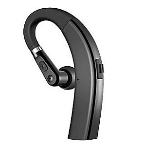 Casca Bluetooth Techstar® M11 Negru, Ultra Usor, Comfortabil, Sunet HD, Noise Canceling, 10gr imagine