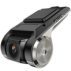Camera auto DVR iUni Dash X28, Full HD, Unghi Filmare 150 grade, WDR, Night Vision by Anytek imagine
