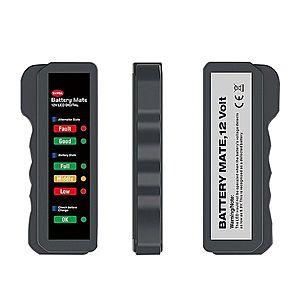 Tester Baterie si Alternator Auto Techstar® 12V imagine
