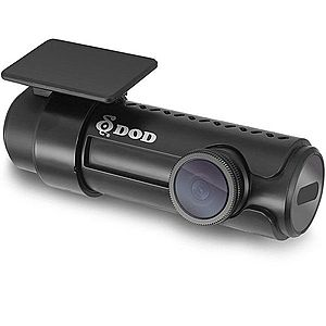 Camera auto DVR DOD RC400S, Full HD, GPS, senzor imagine Sony, lentile Sharp, WDR, G senzor imagine