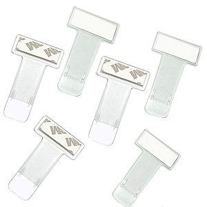 Set 6 suporturi de parbriz pentru diferite documente imagine
