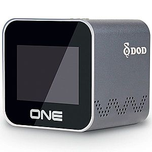 Camera auto DVR DOD ONE, Super Full HD, Display 1.5 inch, WDR, G senzor imagine