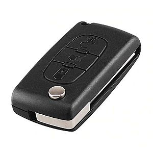 Carcasa Cheie Auto Techstar® Citroen, HU83 imagine
