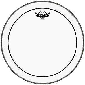 """Remo Pinstripe Clear 26"""" Față de tobă imagine"""