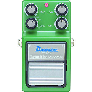 Ibanez TS 9 DX Turbo Tube Screamer imagine