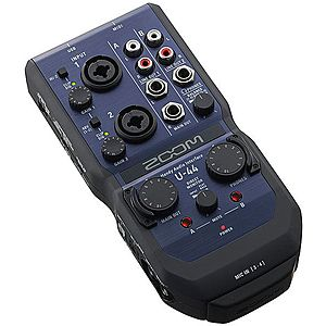 Zoom U-44 Handy Audio Interface imagine