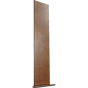 Mega Acoustic CBT Corner Bass Trap 50 Hz WALNUT imagine