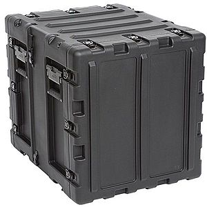 SKB Cases 11U Removable 20'' Shock Rack Black imagine