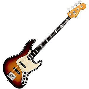 Fender American Ultra Jazz Bass RW Bas electric imagine