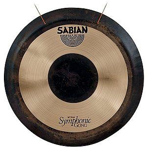 """Sabian Symphonic Gong Gong 28"""" imagine"""